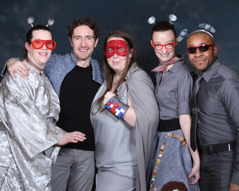 Gallifrey One 2014 - Saturday